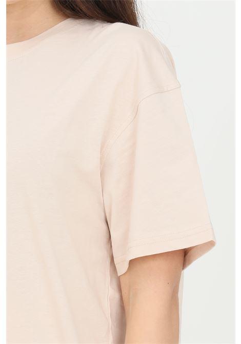 T-shirt unisex beige the future a manica corta THE FUTURE | T-shirt | TF0004BEIGE