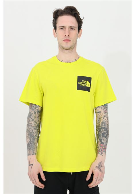 T-shirt girocollo con logo frontale THE NORTH FACE | T-shirt | NF00CEQ5JE31JE31