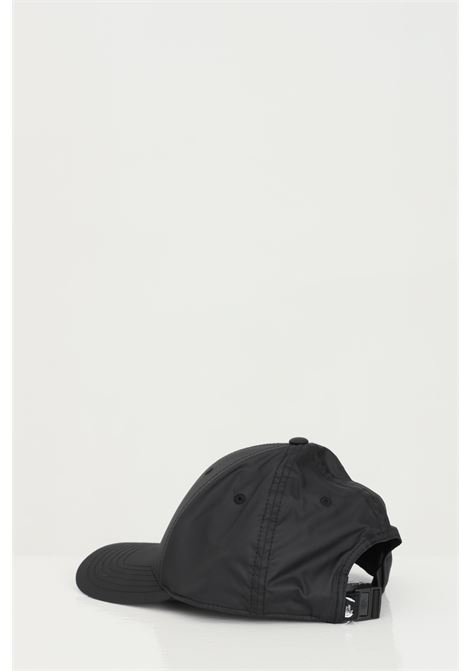 Cappello unisex nero the north face berretto con logo frontale a contrasto THE NORTH FACE | Cappelli | NF0A3FK5KY41KY41