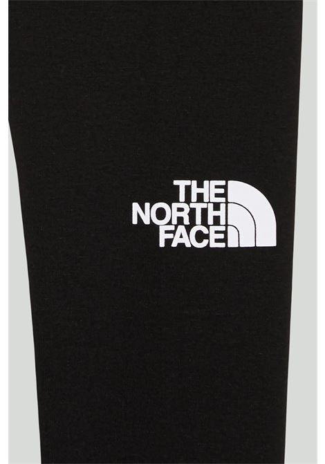 Leggings with logo at high waist THE NORTH FACE | Leggings | NF0A3VEHKY41KY41