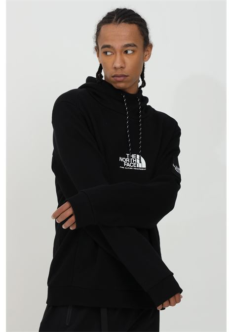 Hoodie with laces, solid color THE NORTH FACE | Sweatshirt | NF0A3XY3JK31JK31
