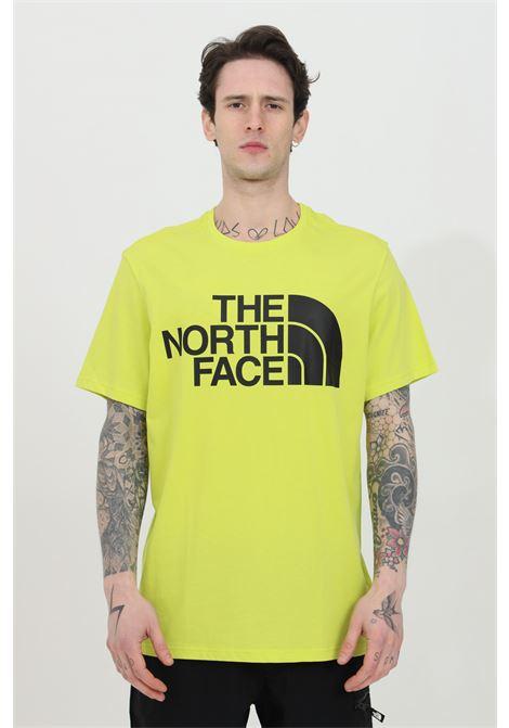 T-shirt girocollo con maxi stampa sul retro THE NORTH FACE | T-shirt | NF0A4M7XJE31JE31