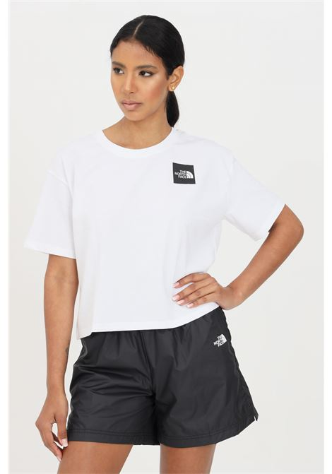White women's t-shirt short sleeve the north face THE NORTH FACE | T-shirt | NF0A4SY9FN41FN41