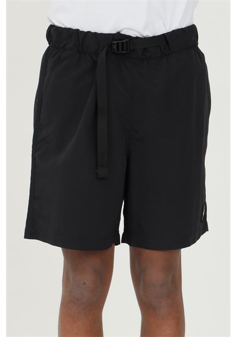 Black black box shorts with bel at the waist and side pockets. The north face THE NORTH FACE   Shorts   NF0A4T21JK31JK31