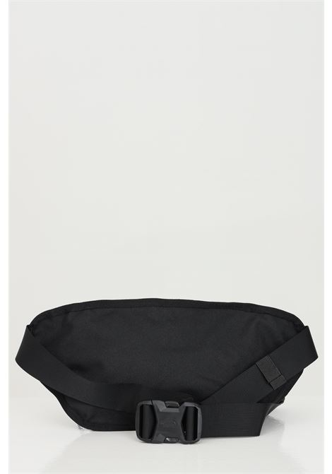 Grey-black BOZER HIP PACK pouch with front logo in contrast  THE NORTH FACE | Pouch | NF0A52RWZ201Z201