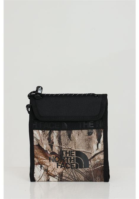 Black-brown Bozer Neck Pounch bag with shoulder strap. Central pocket with security zip. The north face THE NORTH FACE | Bag | NF0A52RZ0AR10AR1