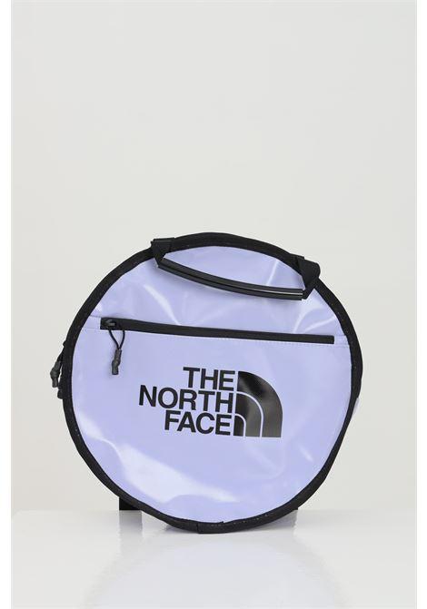 Zaino base camp glicine the north face borsa rotonda con zip e tracolle regolabili THE NORTH FACE | Zaini | NF0A52SLYXH1YXH1