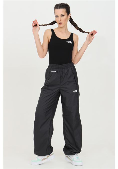 Black Hydrenaline pants with contrasting logo, drawstring, side pockets and back pocket with zip. The north face THE NORTH FACE | Pants | NF0A531XJK31JK31