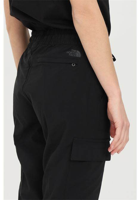 Black Never Stop Wearing Cargo trousers with elastic waist and cuffs. The north face  THE NORTH FACE | Pants | NF0A535DJK31JK31