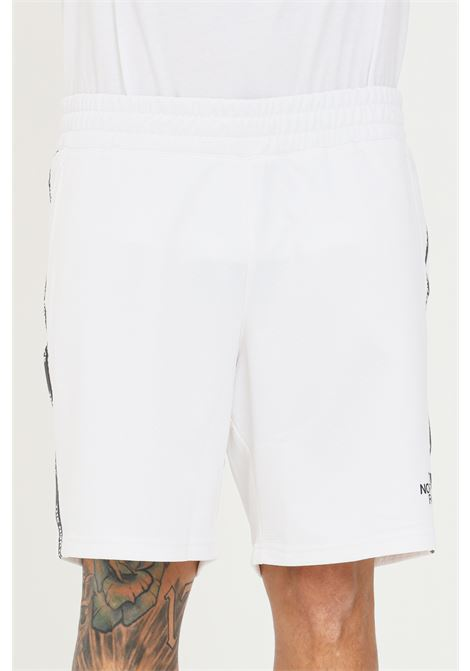 White men's tape train n shorts the north face  THE NORTH FACE   Shorts   NF0A5579FN41FN41