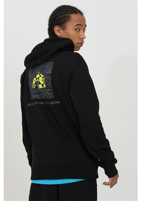 Hoodie in solid color and print on the back THE NORTH FACE | Sweatshirt | NF0A557HJK31JK31