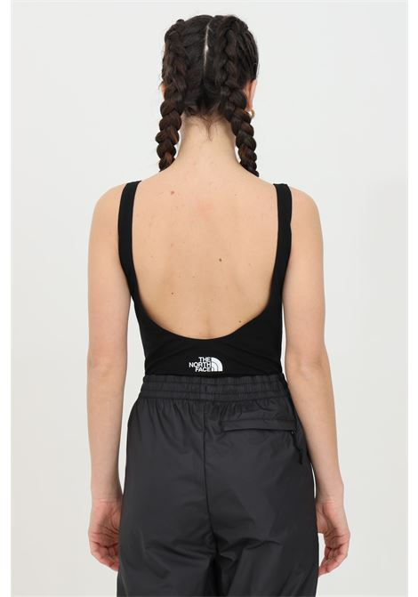 Body in solid color with logo in contrast, open back and closure with slippers. The north face THE NORTH FACE | Body | NF0A557YJK31JK31