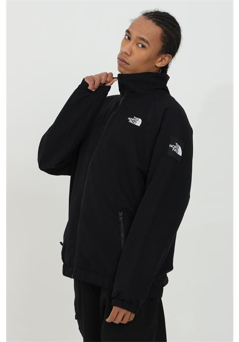Wind jacket with zip and internal mesh and zip pockets THE NORTH FACE | Jacket | NF0A55BTJK31JK31