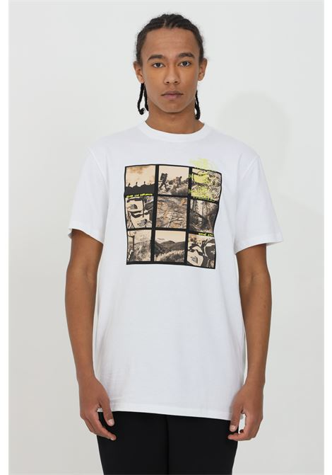 T-shirt con stampa frontale e modello comodo THE NORTH FACE | T-shirt | NF0A55TWFN41FN41