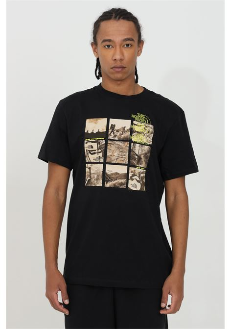 T-shirt con stampa frontale THE NORTH FACE | T-shirt | NF0A55TWJK31JK31