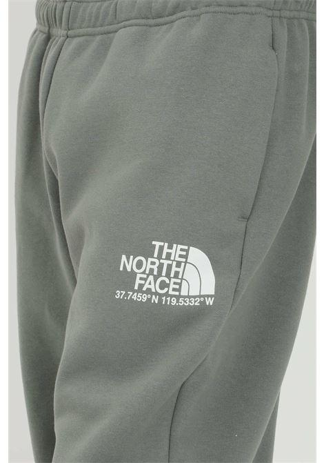 Pantalone tuta in tinta unita con molla in vita THE NORTH FACE | Pantaloni | NF0A55UTV381V381