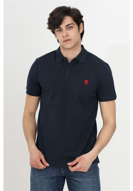 Polo millers river collar in jaquard pique TIMBERLAND | Polo | TB0A2BNX43314331