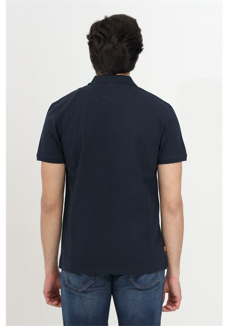 Polo millers river collar in jaquard pique TIMBERLAND | Polo Shirt | TB0A2BNX43314331