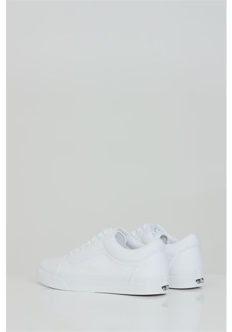 Old Skool Sneakers in solid colour with tone on tone logo VANS | Sneakers | VN000D3HW001W001