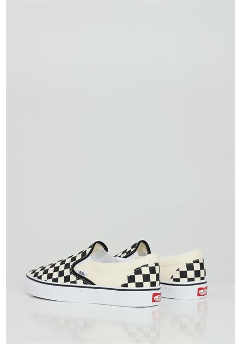 Classic Slip-on sneakers with damier print VANS | Sneakers | VN000EYEBWW1BWW1