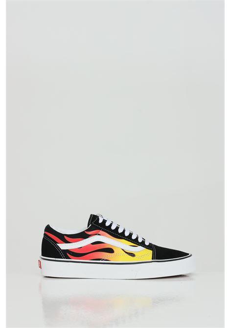 Old Skool sneakers with flame print. VANS | Sneakers | VN0A38G1PHN1PHN1
