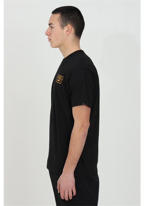 Black Full Back Patch t-shirt with back print and logo on the front, short sleeve. Regular fit. Vans  VANS | T-shirt | VN0A3H5KZ4W1Z4W1