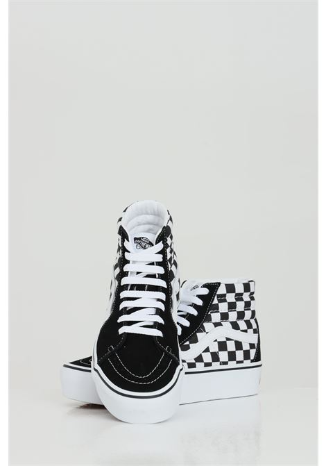 Sk8-Hi Platform 2 damier Sneakers  VANS | Sneakers | VN0A3TKNQXH1QXH1