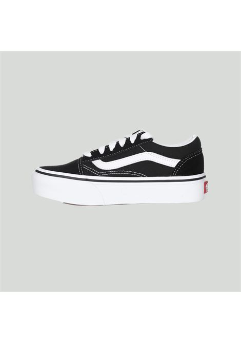 Black Old Skool sneakers, closure with laces. Baby model. Vans VANS | Sneakers | VN0A3TL36BT16BT1