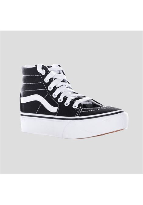 Black baby platform sneakers boot model vans VANS | Sneakers | VN0A4P3S6BT1BLK1