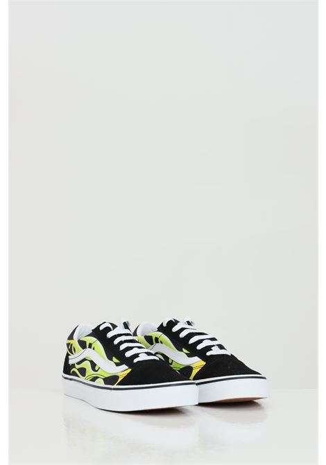 Old Skool Sneaker with flameprint VANS | Sneakers | VN0A4UHZ31M131M1