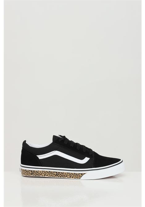 Sneakers animal sidewall leopard donna nero vans con suola animalier VANS | Sneakers | VN0A4UHZ32M132M1