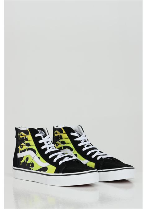 Sk8 Hi-Zip Sneakers Ankle Boots with print and zip VANS | Sneakers | VN0A4UI431M131M1
