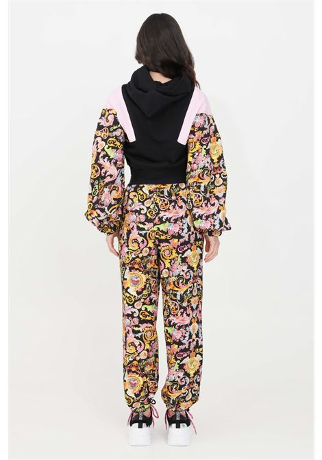 Printed casual trousers versace jeans couture VERSACE JEANS COUTURE   Pants   A1HWA106S0153899