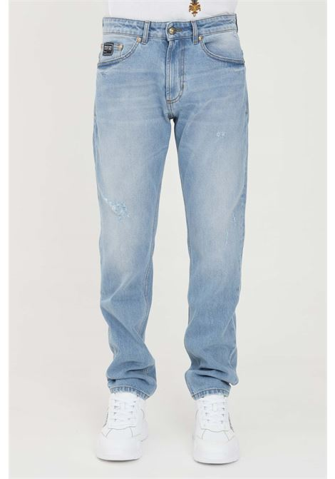 Jeans uomo denim versace jeans couture VERSACE JEANS COUTURE | Jeans | A2GWA0D4AR884904