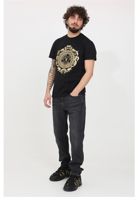 Jeans uomo nero versace jeans couture VERSACE JEANS COUTURE | Jeans | A2GWA0S0AJC81905