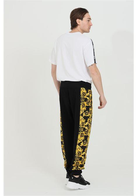 Casual trousers with waist elastic band VERSACE JEANS COUTURE | Pants | A2GWA1F9S0156899