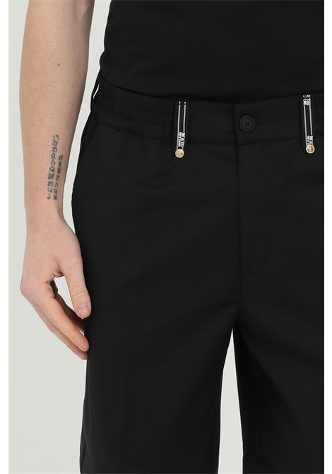 Shorts with technical fabric VERSACE JEANS COUTURE | Shorts | A4GWA11515640899