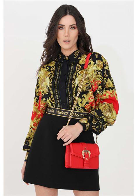 Camicia donna fantasia versace jeans couture elegante VERSACE JEANS COUTURE | Camicie | B0HWA601S0229N84
