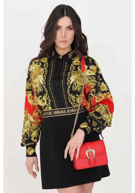 Multicolor elegant shirt versace jeans couture VERSACE JEANS COUTURE | Shirt | B0HWA601S0229N84