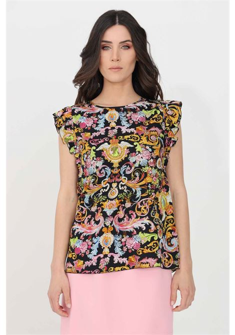 Multicolor casual top versace jeans couture VERSACE JEANS COUTURE | Top | B0HWA631S0879899