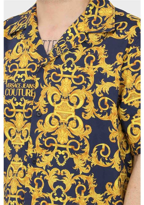 VERSACE JEANS COUTURE | Camicie | B1GWA6B4S0152200