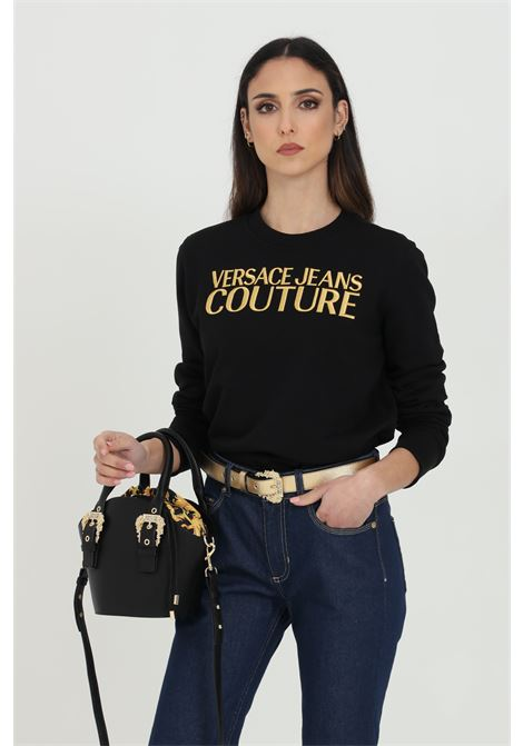 Sweatshirt with front logo VERSACE JEANS COUTURE | Sweatshirt | B6HWA7TS30318K42