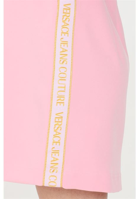 Pink short dress versace jeans couture VERSACE JEANS COUTURE | Dress | D2HWA40207072402