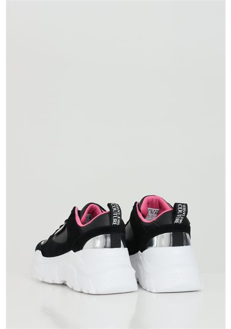 Sneakers Linea fondo speed with contrasting laces VERSACE JEANS COUTURE | Sneakers | E0VWASC271955899