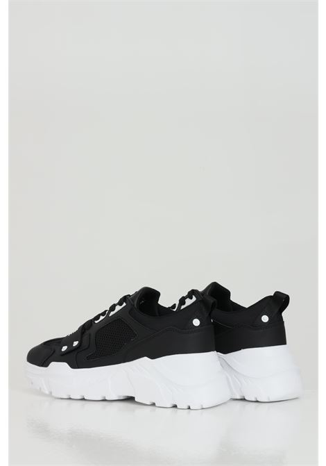 Sneakers linea fondo speed with leather inserts VERSACE JEANS COUTURE | Sneakers | E0YWASC471604899