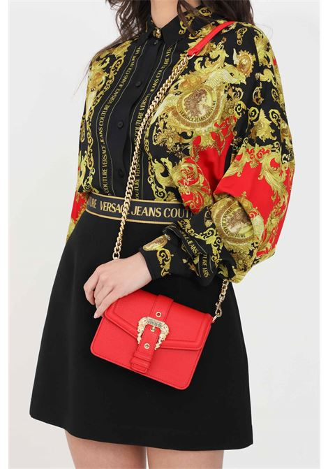 Red bag with shoulder strap versace jeans couture VERSACE JEANS COUTURE   Bag   E1VWABF671578500