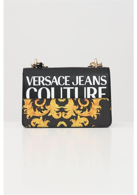 Black shoulder bag versace jeance couture  VERSACE JEANS COUTURE   Bag   E1VWABG371727M27