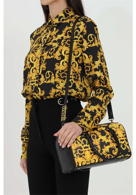 Printed bag with removable shoulder strap and closure with zip VERSACE JEANS COUTURE | Bag | E1VWABM671880M27