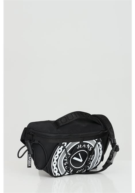 Pouch with logo and closure zip VERSACE JEANS COUTURE | Pouch | E1YWAB8271889MI9