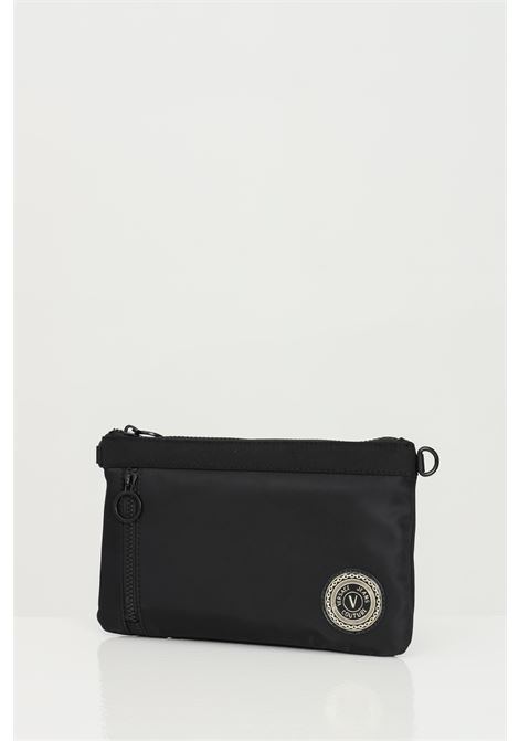 Black pochette with zip. Versace jeans couture VERSACE JEANS COUTURE | Bag | E3YWAP1071890899